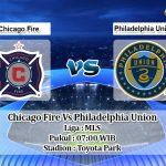 Prediksi Chicago Fire Vs Philadelphia Union 18 Agustus 2019.jpg