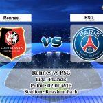 Prediksi Rennes vs PSG 19 Agustus 2019