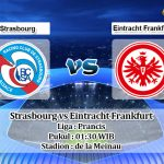 Prediksi Strasbourg vs Eintracht Frankfurt 22 Agustus 2019