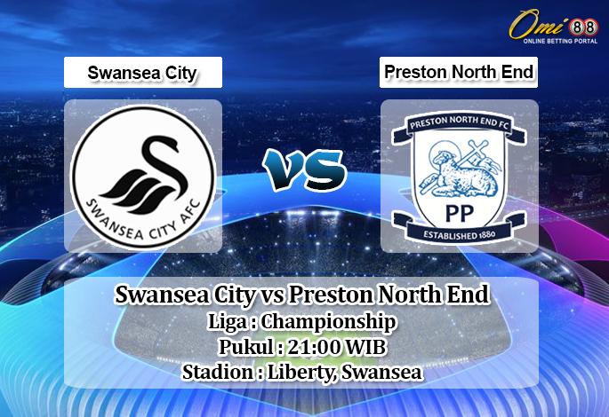 Prediksi Swansea City vs Preston North End 17 Agustus 2019