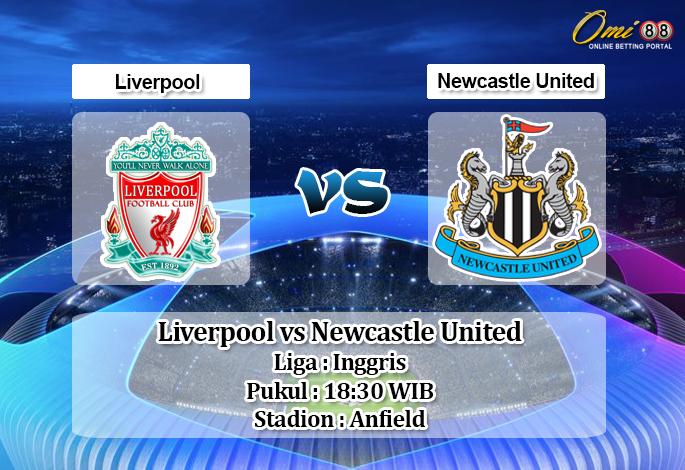 Prediksi Liverpool vs Newcastle United 14 September 2019