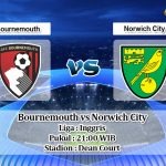 Prediksi Bournemouth vs Norwich City 19 Oktober 2019