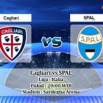 Prediksi Cagliari vs SPAL 20 Oktober 2019
