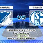 Prediksi Hoffenheim Vs Schalke 04 20 Oktober 2019