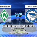 Prediksi Werder Bremen vs Hertha Berlin 19 Oktober 2019
