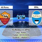 Prediksi AS Roma vs SPAL 16 Desember 2019
