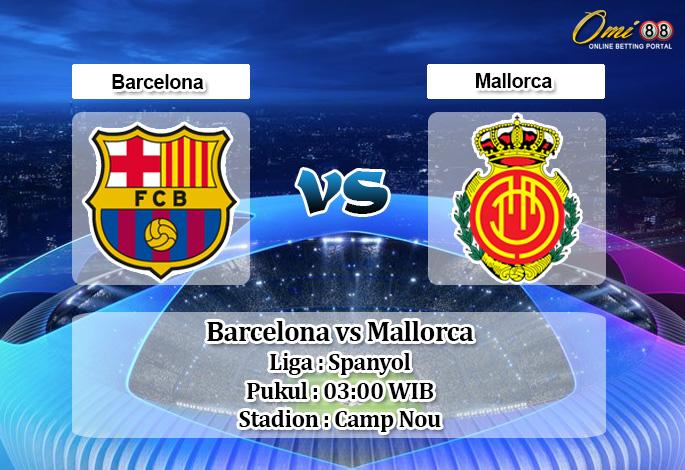 Prediksi Barcelona vs Mallorca 8 Desember 2019