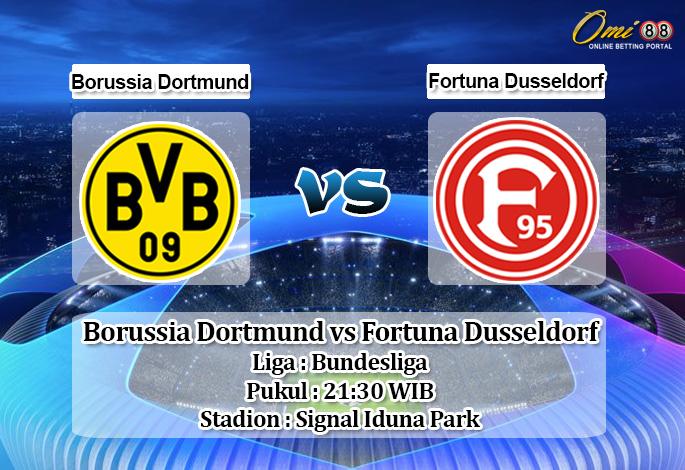 Prediksi Borussia Dortmund vs Fortuna Dusseldorf 7 Desember 2019