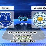 Prediksi Everton vs Leicester City 19 Desember 2019