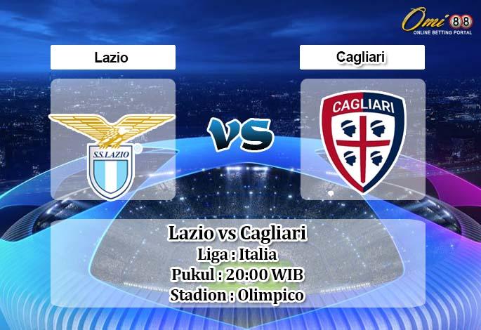 Prediksi Lazio vs Cagliari 3 Mei 2020