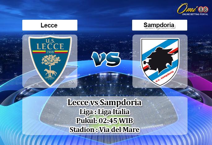 Lecce vs Sampdoria Predictions 2 Juli 2020