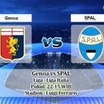Prediksi Genoa vs SPAL 12 Juli 2020