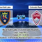 Prediksi Real Salt Lake vs Colorado Rapids 13 Juli 2020