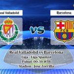 Prediksi Real Valladolid vs Barcelona 12 Juli 2020