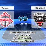Prediksi Toronto vs DC United 11 Juli 2020